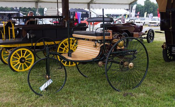 1886 Benz Patent Motor Car