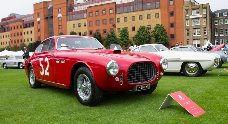 1952 - Ferrari 212 / 225 Inter Berlinetta