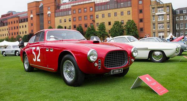 1952 Ferrari 212 / 225 Inter Berlinetta