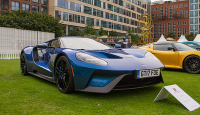 2018 - Ford GT