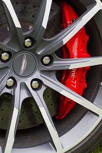 2011 - Aston Martin One-77