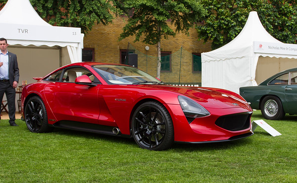 2018 - TVR Griffith