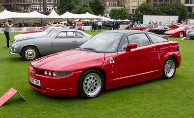 1990 - Alfa Romeo SZ (ES30)