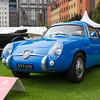 1959 - Fiat-Abarth 750GT 'Double Bubble' Zagato