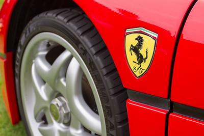 1996 - Ferrari F50