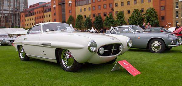 1953 - Fiat 8V Supersonic