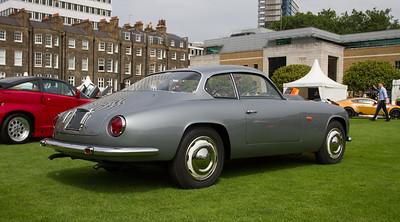 1964 - Lancia Flaminia Sport 3C 2.8