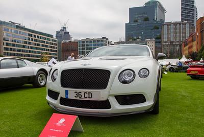 2015 - Bentley GT3-R