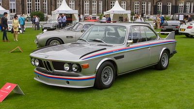 1973 - BMW 3.0 CSL Batmobile