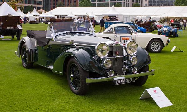 1938 - Alvis Short Chassis Tourer