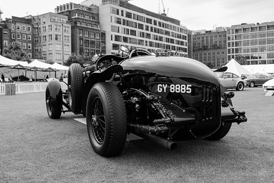 1931 - Bentley 2 Seater Open Tourer