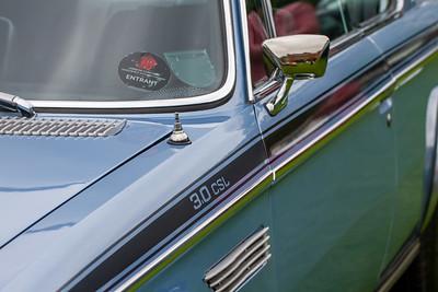 1972 - BMW 3.O CSL