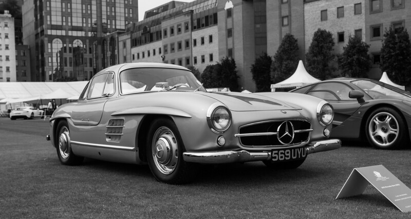 1955 - Mercedes-Benz 300SL