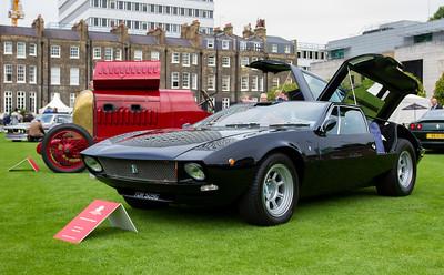 1970 - De Tomaso Mangusta