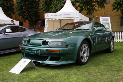 2000 - Aston Martin Vantage Le Mans V600
