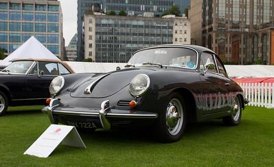 1963 Porsche 356 1600 S