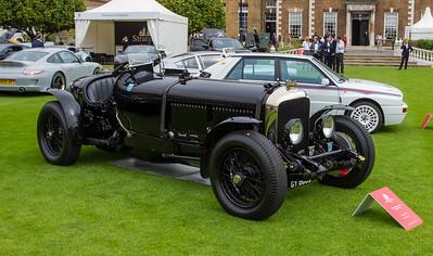1931 - Bentley 2 Seater Open Tourer