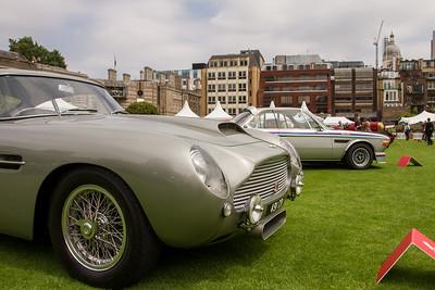 1960 - Aston Martin DB4 GT