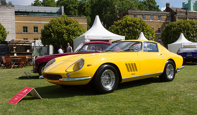 1967 - Ferrari 275 GTB /4