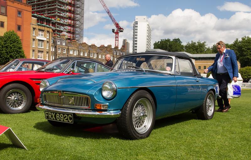 1965 - MG C Roadster Prototype