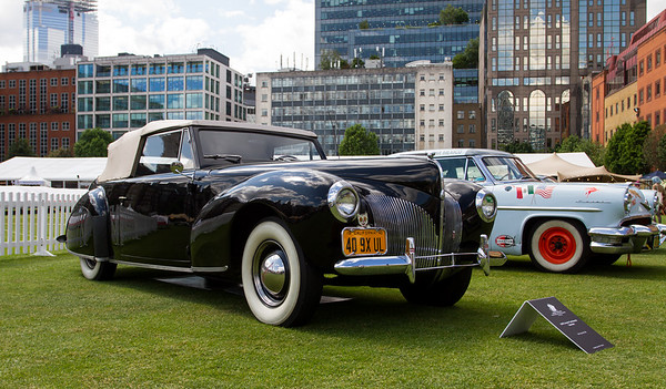 The London Concours 2019 - The Honourable Artillery Company