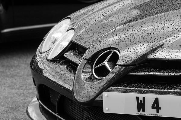 2007 - Mercedes-Benz SLR Mclaren 722 Coupé