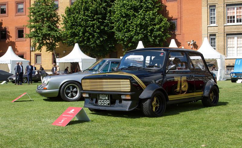 1976 - Austin Mini Clubman GT