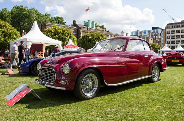 1949 Ferrari 166 Inter Touring