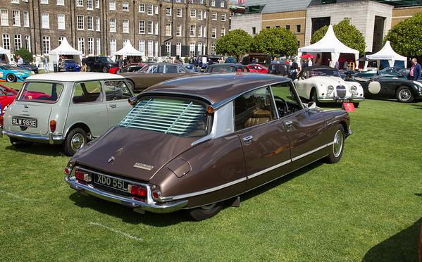 1974 - Citroën DS 23 IE Pallas