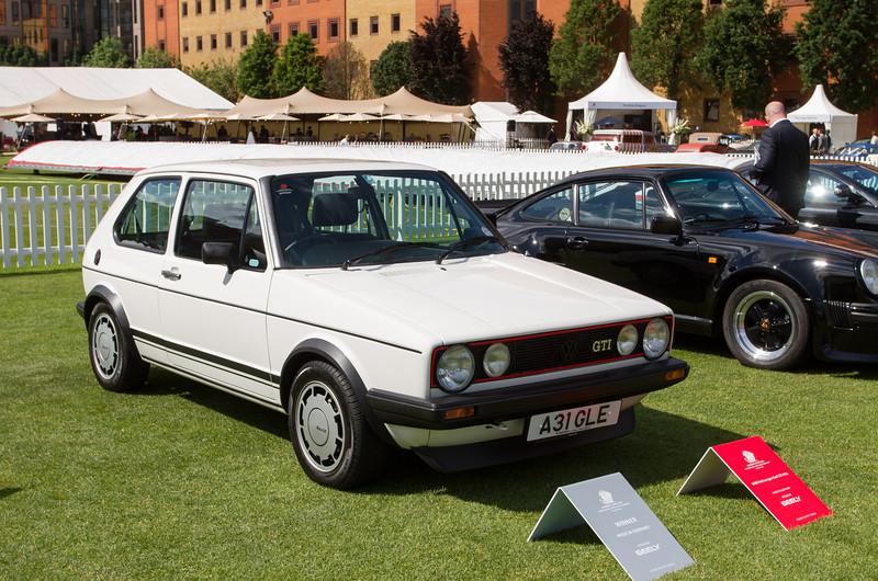1983 - Volkswagen Golf GTI Mk1