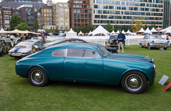 1954 - Lancia Aurelia B20 GT