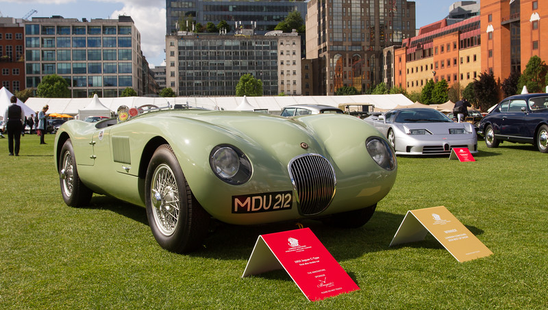1952 - Jaguar C-Type