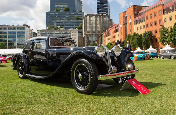 1933 - Jaguar SS1