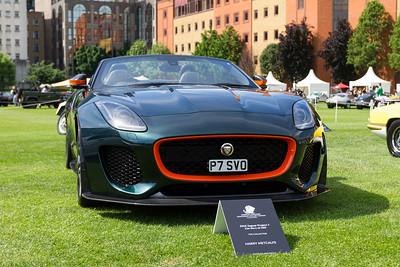 2015 Jaguar Project 7 - Car No.1 of 250