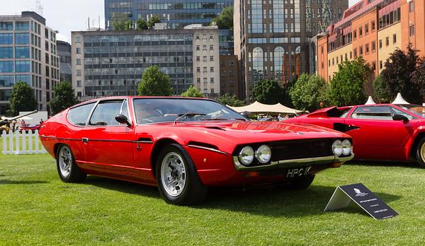 1971 Lamborghini Espada Series 2