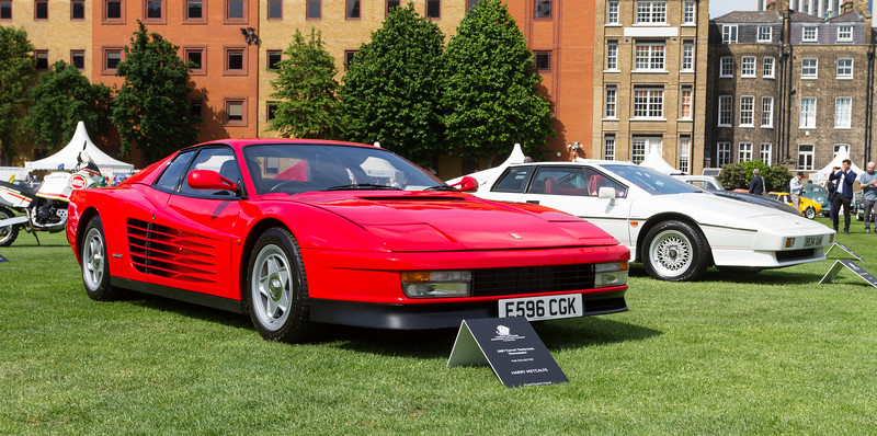 1987 Ferrari Testarossa 'Monodado'