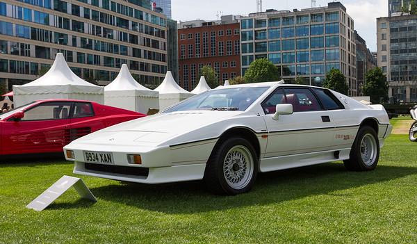 1987 Lotus Esprit Turbo H.C.