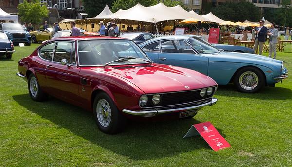 1969 Fiat Dino 2400 Coupé