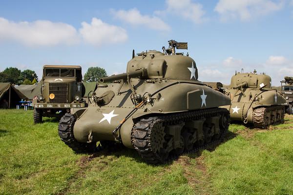 1943 - Sherman Tank