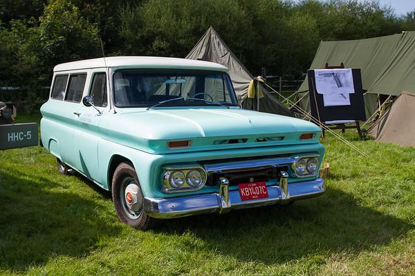 1965 - GMC Suburban