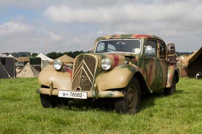"1952 - Citroën Traction Avant ""Light 15"""