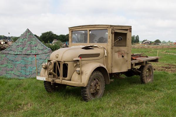 Steyr 1500 A Light Truck