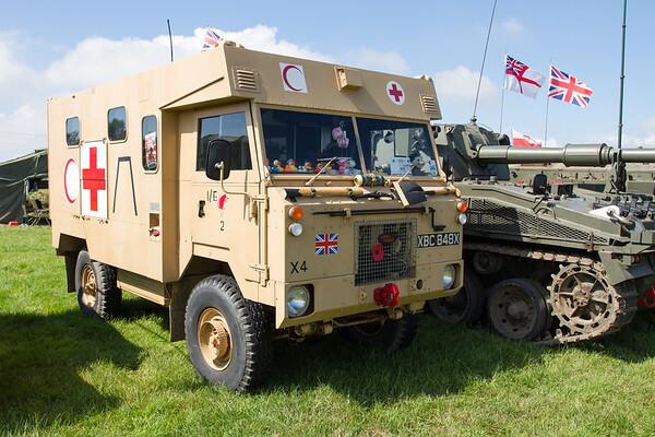 1982 - Land Rover 101 Ambulance