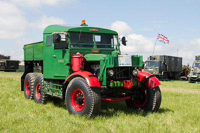 1945 - Scammell Pioneer Heavy Artillery Tractor