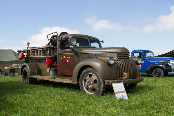 1943 Chevrolet Buffalo Fire Truck