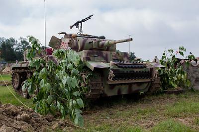 Panzer III Ausf E/F