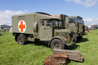 1943 - Austin K2/Y Ambulance