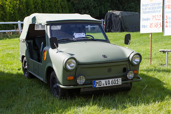 1980 - Trabant Kubel