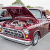 Toys for Tots Car Show - Nittany Mall  – October 14, 2017  -  Chuck Carroll