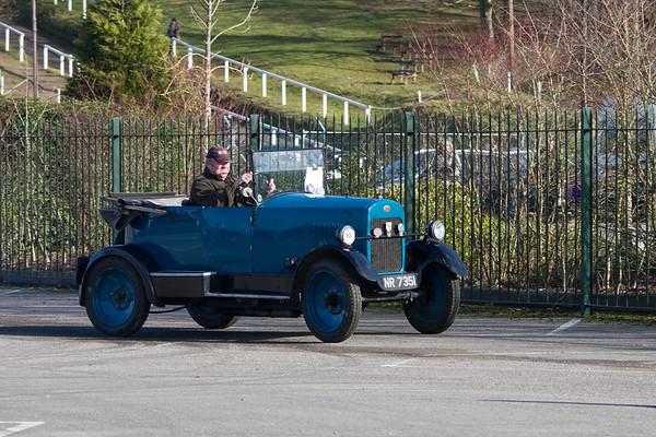 1925 - Trojan Utility Car